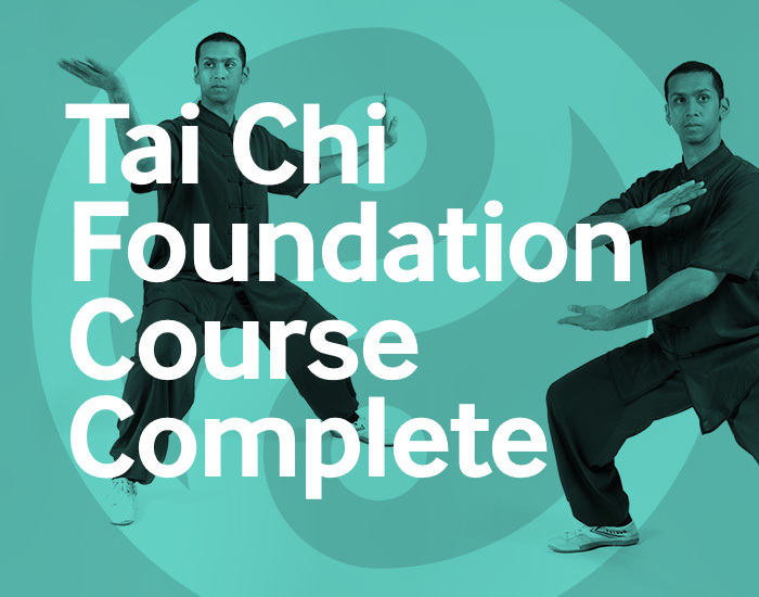 Tai Chi Foundation Course Complete