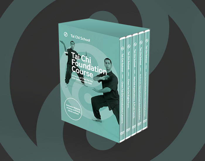 Tai Chi Foundation Course Complete: 6xDVD Box Set
