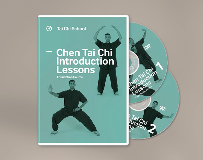 Chen Tai Chi Introduction Lessons 2xDVD