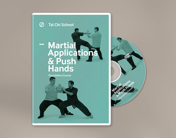 Martial Applications & Push Hands DVD
