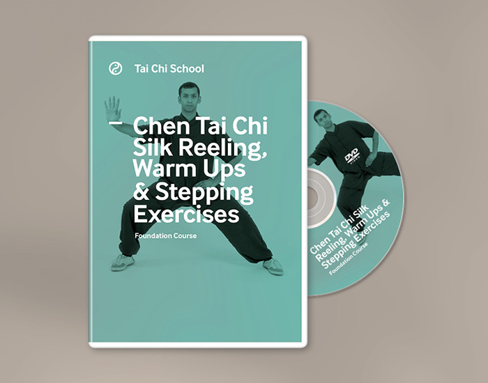 Chen Tai Chi Silk Reeling, Warm Ups & Stepping Exercises DVD